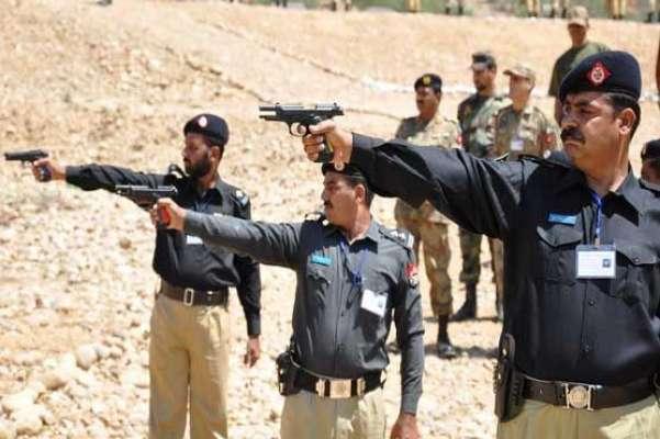 پنجاب میں دہشت گردوں کے 174 مشتبہ ٹھکانوں کیخلاف کارروائی کا حکم