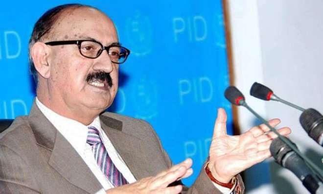 قیدیوں کی رہائی پر غور کر رہے ہیں،عرفان صدیقی