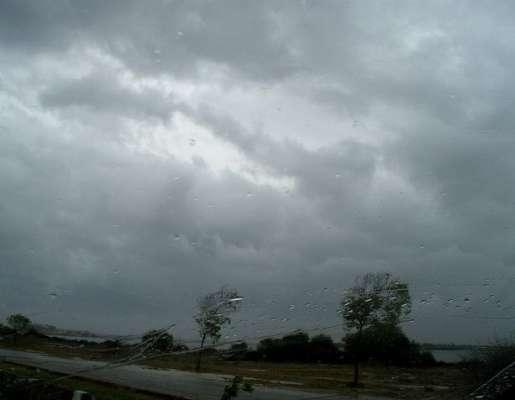 بارشوں کے دو نئے سسٹم ملک میں داخل،لاہور میں بوندا باندی سے موسم خوشگوار