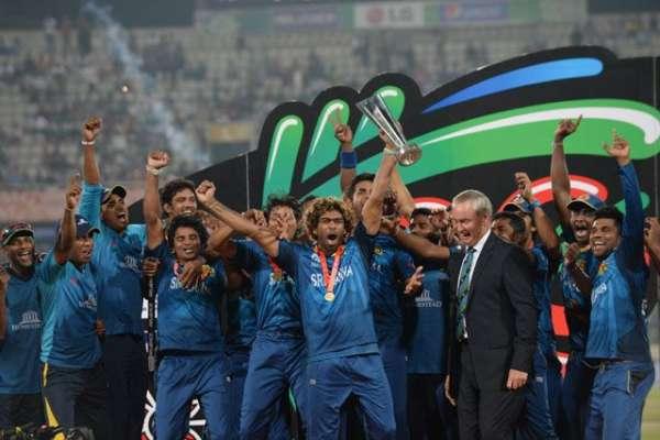 آئی سی سی ٹی ٹونٹی ورلڈکپ 2014 ء جیتنے پرسری لنکن کھلاڑیوں پرڈالروں کی ..