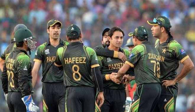 آئی سی سی ٹی ٹونٹی ورلڈکپ میں سب سے بُری شکست پاکستان کوہوئی