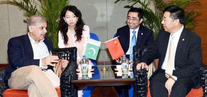 (ن)لیگ کی حکومت کے دور میں پاکستان اور چین کے درمیان معاشی و اقتصادی ..