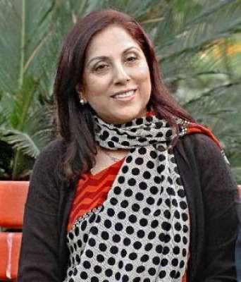 ثمینہ پیرزاد ہ نے زندگی کی 59بہاریں دیکھ لیں ، اپنی سالگرہ کے موقع پر ..