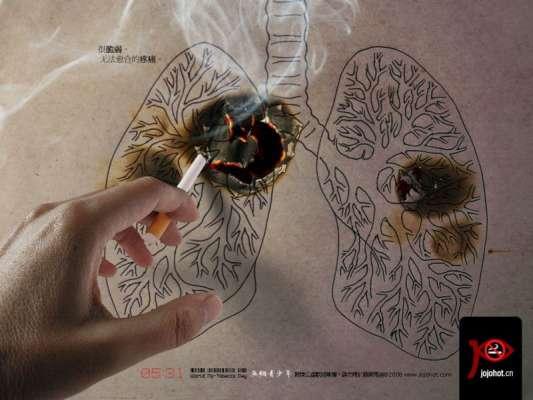 دُنیا بھر میں ہر سال 30لاکھ افراد تمباکو نوشی کی بدولت مہلک امراض کا ..