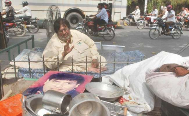 پنجاب حکومت کی یقین دہانی، اداکار محمود خان نے احتجاج ختم کردیا