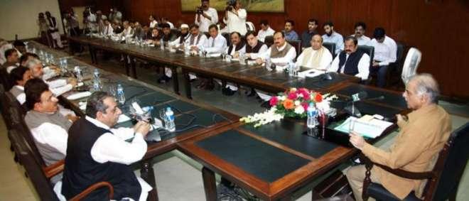 وزیر اعلی پنجاب نے صوبائی کابینہ میں تبدیلی کا اشارہ دے دیا