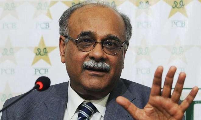 پاک بھارت کرکٹ سیریز آئندہ سال پاکستان میں کھیلی جائیگی،نجم سیٹھی