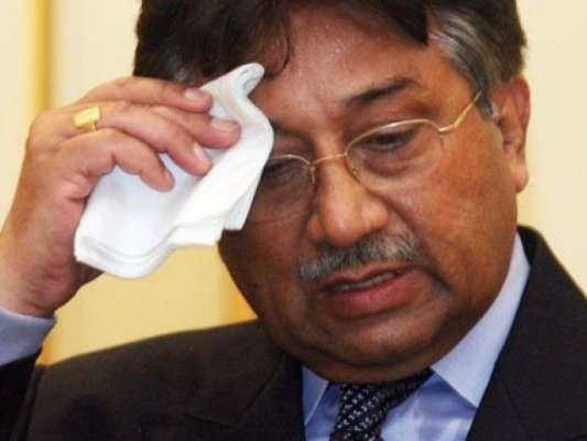 کراچی : مشرف کے رہائش گاہ پر سیکیورٹی کے سخت انتظامات،آج طبی معائنہ ..