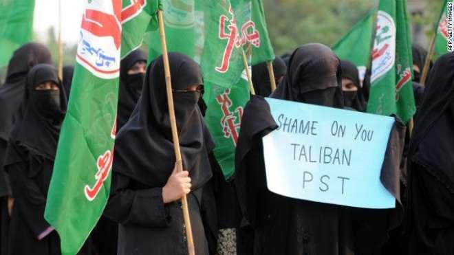 """"""" اینٹی طالبان تحریک """" چلائیں گے ، پوری قوم امن جہاد میں شرکت کیلئے .."""