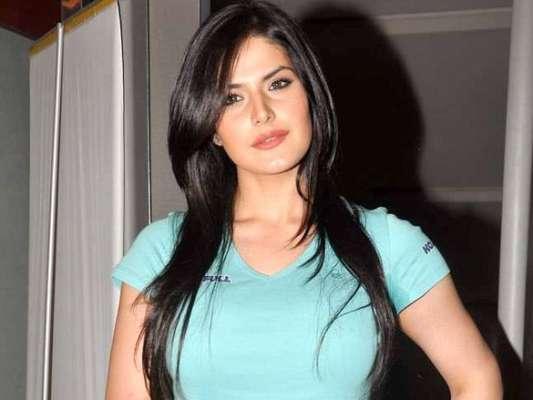 """اداکارہ زریں خان کی پہلی پنجابی فلم """"جٹ جیمز بانڈ"""" 25 اپریل کو ریلیز .."""