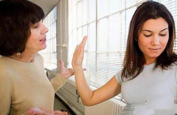 ساس سے اچھے تعلقات خواتین کی ازدواجی زندگی کو خوشگوار بنا سکتے ہیں، ..