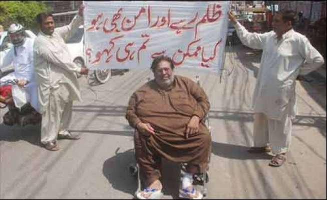جیل میں بند قیدی نے سینئر اداکار محمود خان کا 20ہزار روپے ماہانہ وظیفہ ..