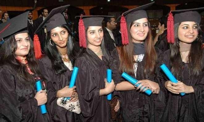 پنجاب یونیورسٹی گرلز ہاسٹل نمبر 5 کی طالبات نے سالانہ ڈنر کی رقم تھر ..