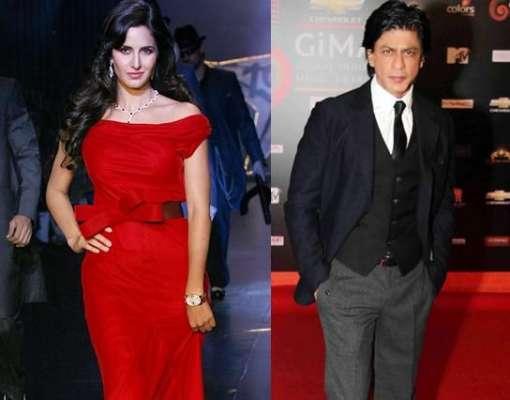 کترینہ کیف کا بالی وڈ کنگ شاہ رخ خان کے ساتھ کام کرنے سے انکار