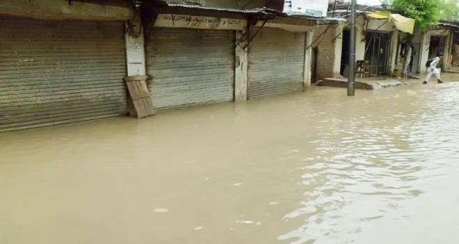 پنجاب کے مختلف شہروں میں بارش،حادثات میں 7افرادجاں بحق ، 30سے زائد زخمی