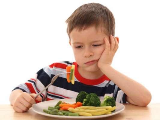 کم عمری میں بچے سبزی پسند کرنا سیکھ سکتے ہیں' تحقیق