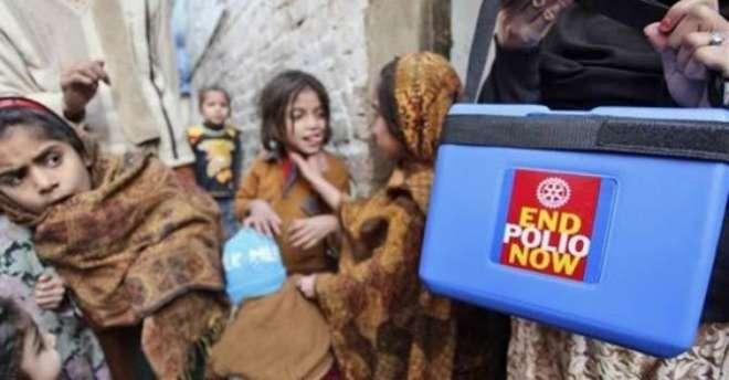 مالی سال 2014-15ء میں پولیو کے خاتمے کی مہم پر ایک ارب روپے خرچ کرنیکا فیصلہ،صحت ..