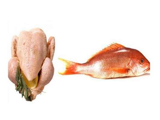 مچھلی اور مرغی کا گوشت فالج کےخلاف ڈھال ہے،طبی ماہرین