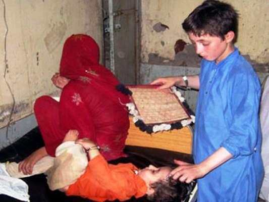 شمالی وزیرستان کے بچوں میں ملیریا، قے اور دست کی بیماریاں پھیلنے لگیں