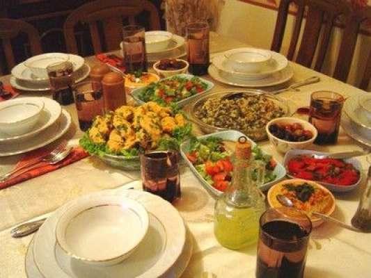 صحت کو برقرار رکھنے کیلئے ضروری ہے سحر اور افطار میں پروٹین سے بھرپورغذائیں ..