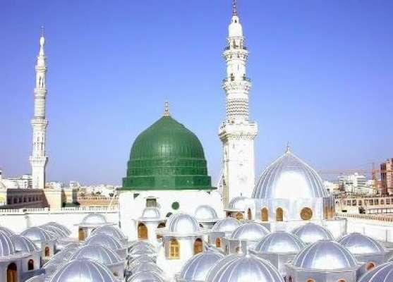مسجد نبوی سے خطبہ عید چار زبانوں میں نشر ہو گا