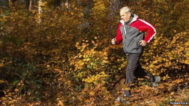 چھ سیکنڈ کی ورزش عمر رسیدہ افراد کی صحت بہتر بنا سکتی ہے، تحقیق...اس ..