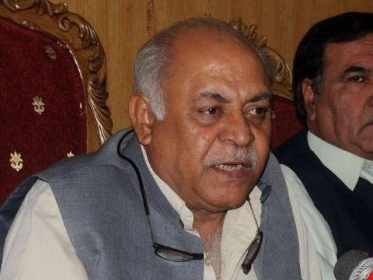 وفاقی حکومت بلوچستان کے حساس معاملات میں بے جا مداخلت سے باز رہے ،میر ..