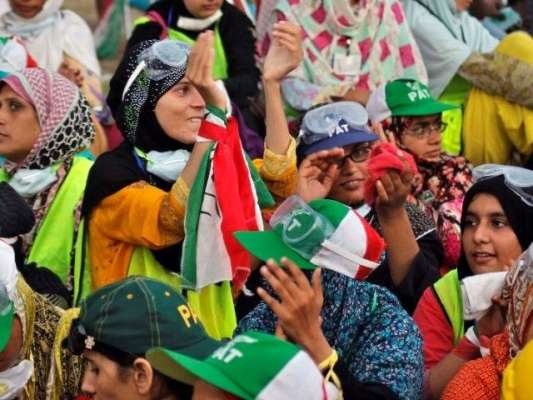 انقلاب اورآزادی مارچ میں شرکت کرنے والوں عام شہری اپنے اپنے گھروں کو ..