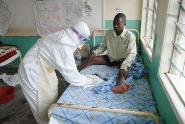 لائبیریا میں ایبولا وائرس کا شدید پھیلاوٴ،آئندہ تین ہفتوں میں مزید ..