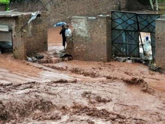 سیالکوٹ کے شہری بھارتی فوجی جارحیت کے بعد آبی جارحیت کا شکار
