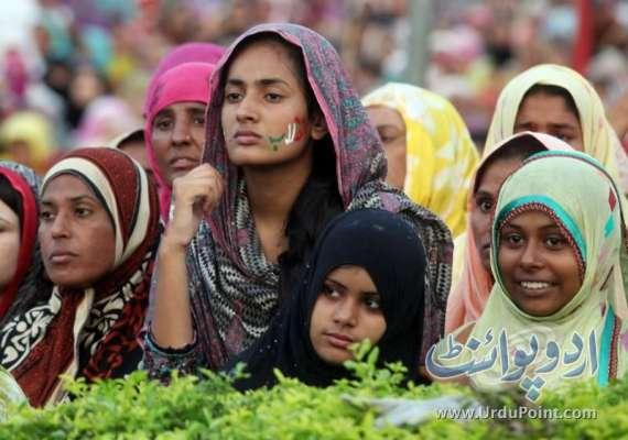 انقلاب مارچ کا مقصد پورا ہوگیا،آئندہ 72گھنٹے میں قوم کو بڑی خوشخبری ..