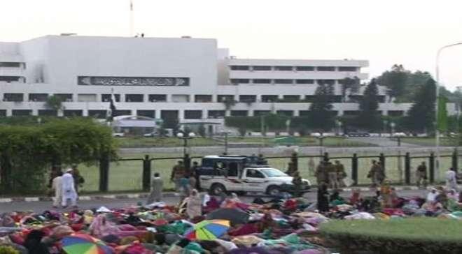 دہشتگردی کا ممکنہ خطرہ،اسلام آباد میں دس روزکیلئے موٹرسائیکل کی ڈبل ..