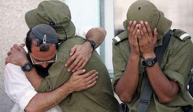 اسرائیلی فوجی نفسیاتی مریض بن گئے ، تین کی خودکشی ،غزہ پر کی گئی کارروائیوں ..