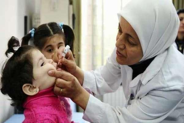 آج ورلڈ پولیو ڈے،پاکستان مرض پر قابو پانے میں ناکام، رواں سال 220 کیس ..