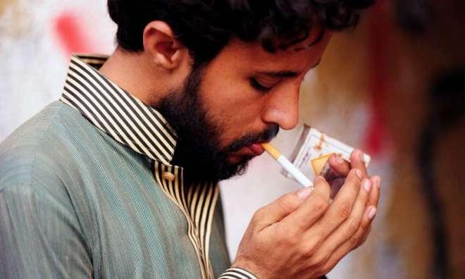 پاکستانی ایک سال میں 250 ارب روپے کی سگریٹ پی گئے