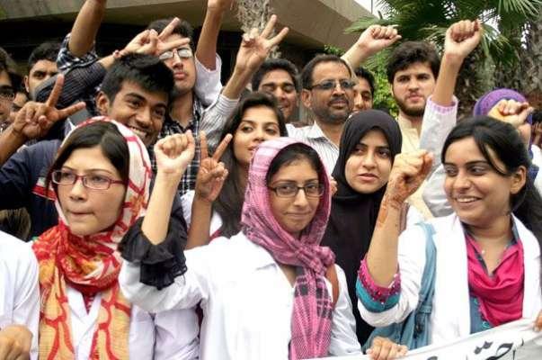 کراچی، اسپتالوں میں ایمرجنسی نافذ ہونے کے باوجود چھٹی پر جانے والے ..