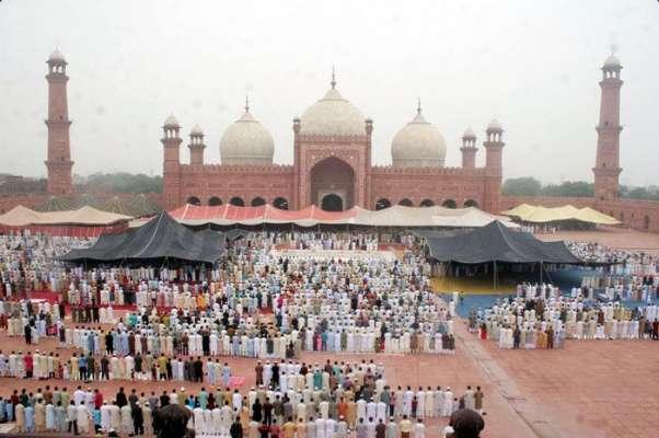 """ملک بھر کی 70ہزار سے زائد مساجد میں """"اسلام میں غیر مسلموں کے حقوق """"پر .."""