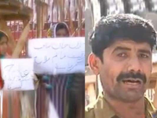 تحریک انصاف کے جلسے میں آ نےوالے کینسر کے مریض کی 'پنجاب حکومت ' نے ..