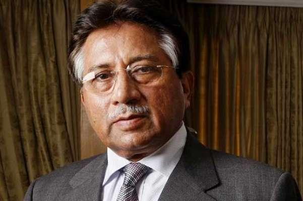 رینجرز کا دستہ پرویز مشرف کا ائیرپورٹ پر استقبال کرے گا، چیف جسٹس