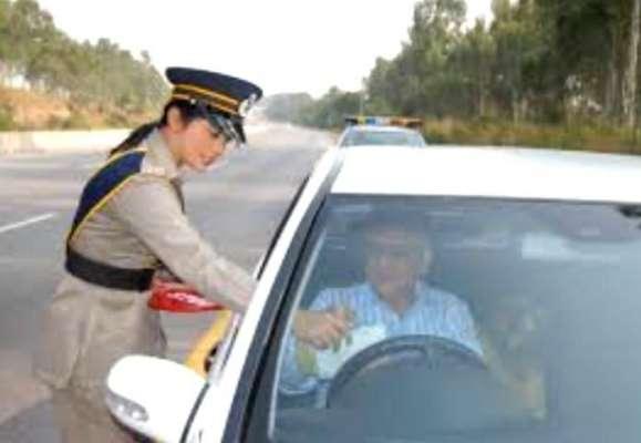 وزیر اعظم کا موٹروے پولیس کی تنخواہوں میں 20 فی صد اضافے کا اعلان