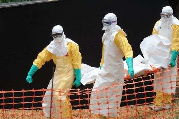 برطانیہ، ایک طبی اہلکار میں ایبولا وائرس کی تشخیص،