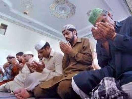 مسجد میں دل کا دورہ پڑنے سے 40 سالہ نمازی جاں بحق