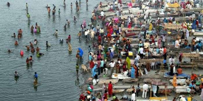 بھارت،مذہبی اہمیت کا حامل دریائے جمناکینسرپھیلانے لگا