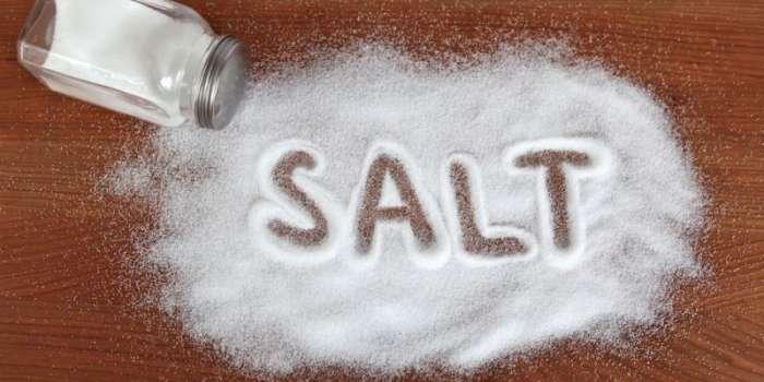 نمک کا زیادہ استعمال خطرناک ثابت ہو سکتا ہے: تحقیق