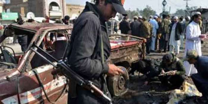 کالعدم جنداللہ نے پولیو ٹیم پر حملے کی ذمے داری قبول کر لی