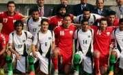 پاکستانی فٹ بال ٹیم نے افغانستان کو 2-1 سے شکست دیدی