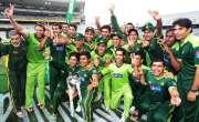 حریف ٹیمو ں کو زیر کرنے کیلئے پاکستانی ٹیم پرْعزم،