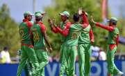 بنگال ٹائیگرز نے پریکٹس میچ میں ایک وکٹ سے شکست دے کر پاکستان کے لئے ..
