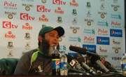 بنگلہ دیش کیخلاف فالو آن نہ کروانے کا فیصلہ پوری ٹیم کا تھا، مشتاق احمد