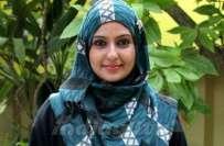 اسلام قبول کرنے والی بھارتی اداکارہ کی 11 جنوری کو شادی
